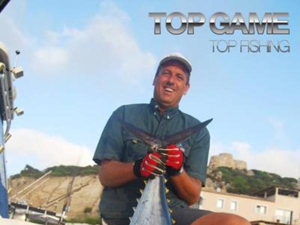 Big game tuna fishing